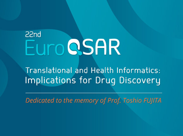 22nd European Symposium on Quantitative Structure-Activity Relationships (EuroQSAR)